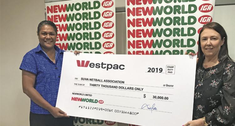 $30k To Boost Suva Netball