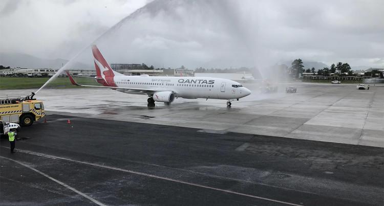 Qantas Is Returning To Fiji