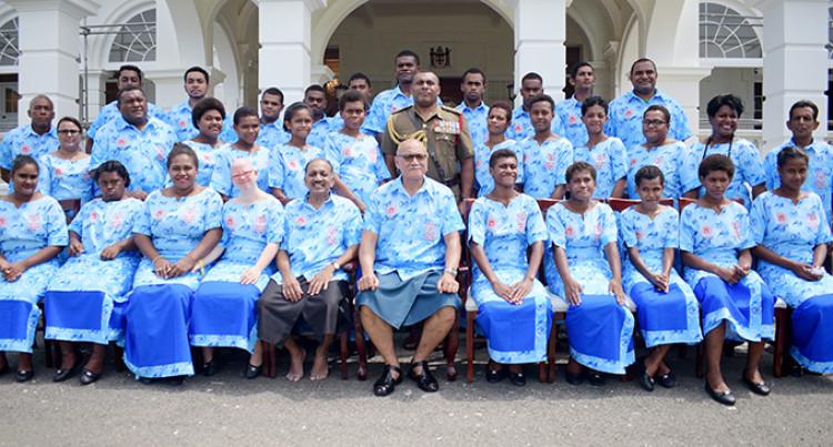 Do Fiji Proud: President