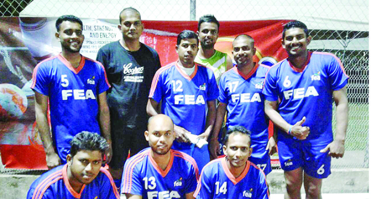 Futsal League Moves To Next Round