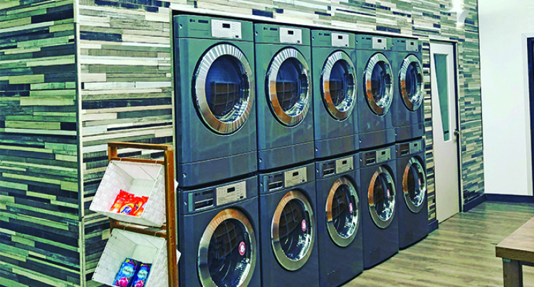 Namaka's New Laundrette