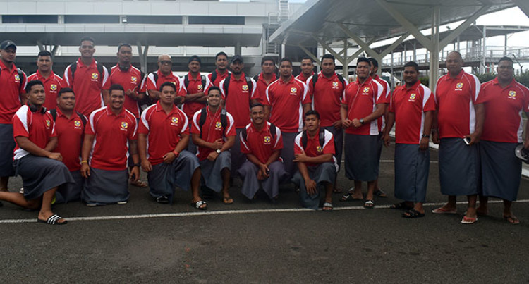 World Rugby Pacific Challenge: Tongans Here On A Mission