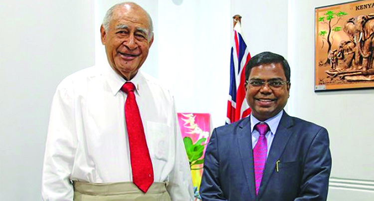 Sapkal: Enjoys Every Moment In Fiji As India's High Commissioner