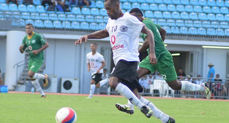Suva FC's Codro Hits 2 In Home Win