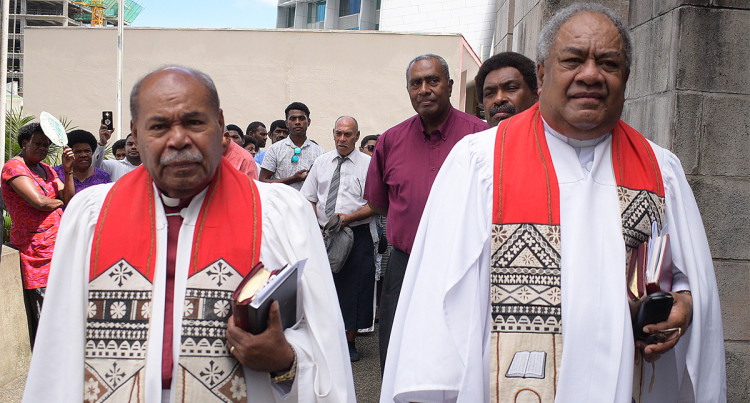 Rev Jeremaia Waqainabete Laid To Rest, 29th March, 2019