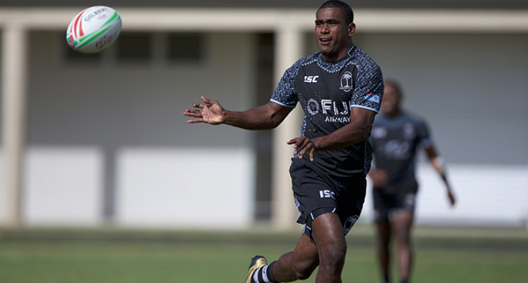 Fiji 7s Wing Aminiasi Tuimaba To Miss First Pool Match At Canada 7s