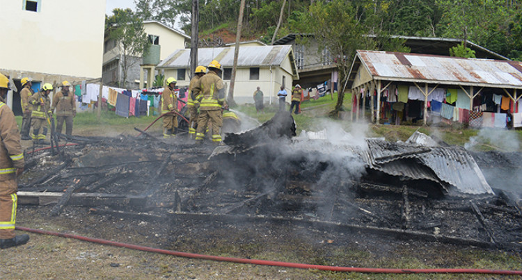 17 ACS Students Lose Possessions In Dorm Fire