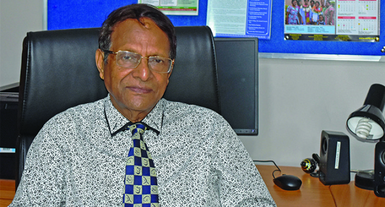 New Acting Vice Chancellor Of University of Fiji