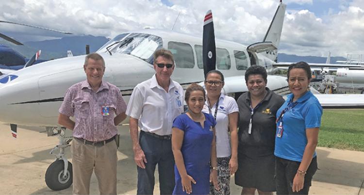 Joyce Aviation Boosts Fleet