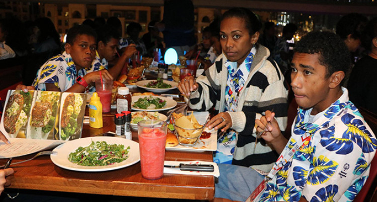 Fiji Special Olympics: Special Treat For Our Athletes