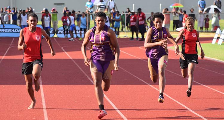 Nemani Mudrelagi Eyes Coke Games 100m Gold Medal
