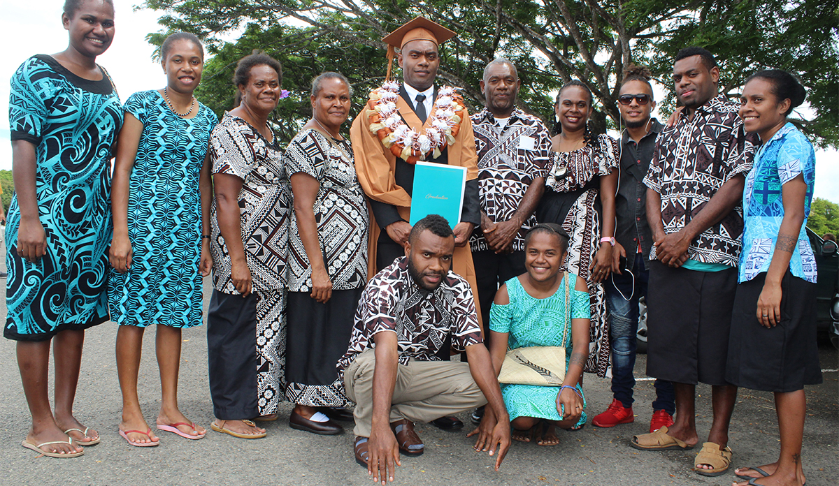University of the South Pacific Graduation, 21st March, 2019