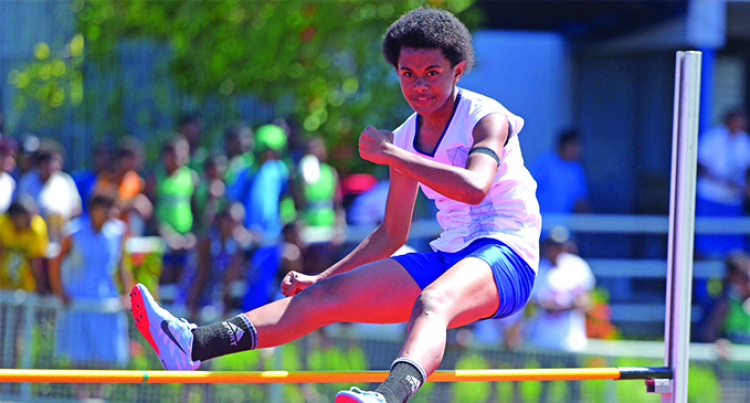 Suva Grammar School Student Breaks Senior Girls 100m Record
