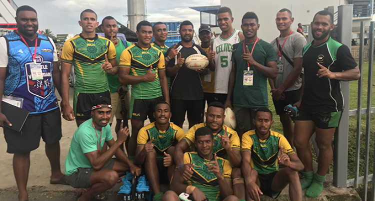 Fiji Bitter Marist 7s: Mission Accomplished For Knights