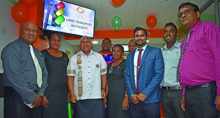Fijian Prime Minister Opens More Government Services In The North