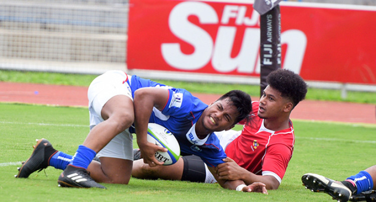World Rugby Pacific Challenge: Tonga A Triumph