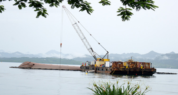 Final Salvaging Works Include Refloating Of MV Southern Phoenix