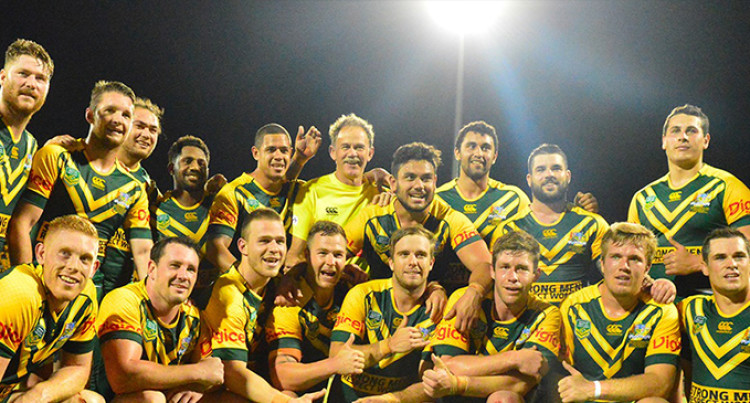 Australian Prime Minister's XIII To Face Fiji Bati Here In October
