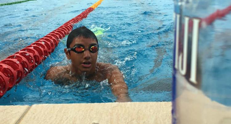 Fiji Swimming Honours Christchurch Victims
