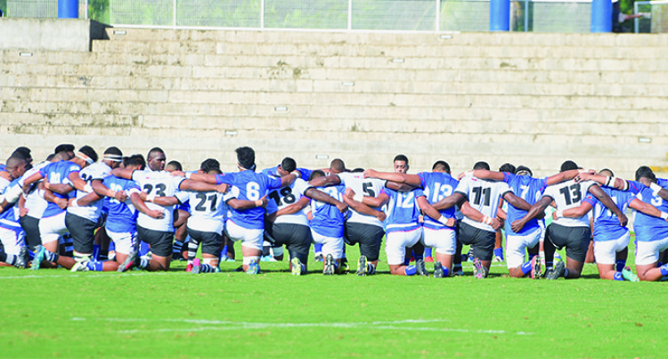 Christchurch Shootings: Fiji Warriors And Samoa A Observe Minute's Silence Before Game Time