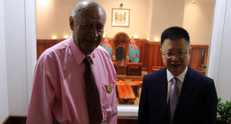 Speaker Opens Parliament Press Gallery