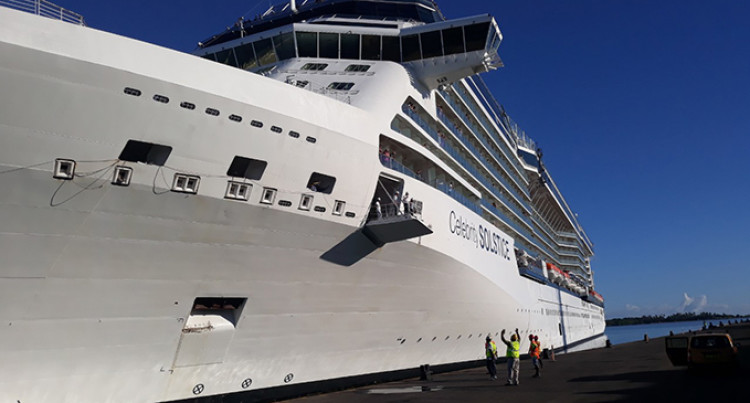 Cruise Vessel Brings In More Aussie, New Zealand Tourists