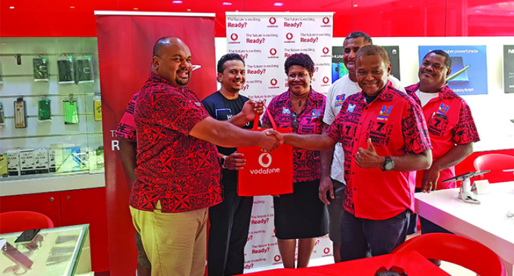 Vodafone Backs Marist 7s
