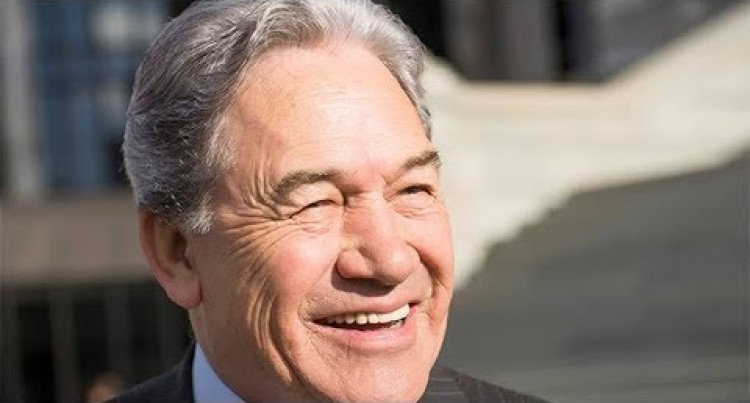 Winston Peters Lead New Zealand Delegation Visit To Fiji