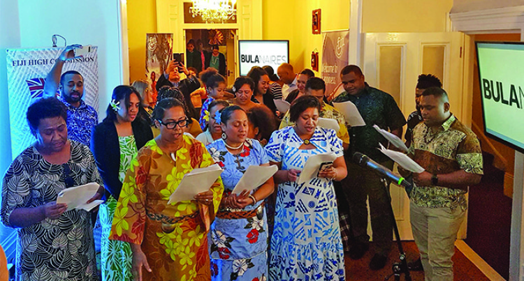 Fijian Mission in UK Promotes Tourism Initiatives, Bulanaires