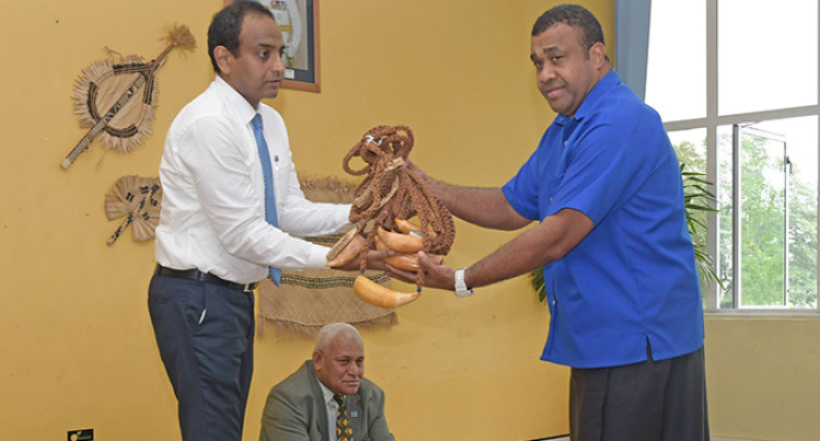 136 Tabuas Handed Over To Ministry of iTaukei Affairs