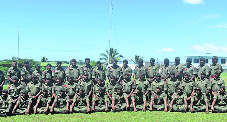 49 Junior Non-Commissioned Officers Graduate After 11-Week Course