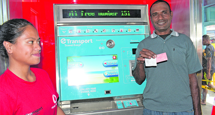 New eTicketing Machines Making it Easier for All