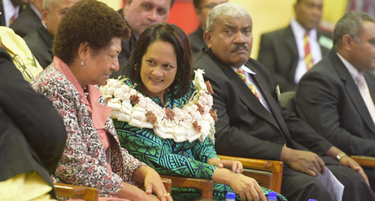 Dialogue Is Important When Dealing With Students Says Fiji's Education Minister