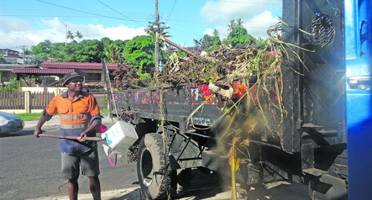 More Rubbish, Council Extends Clean-Up Campaign in Lautoka