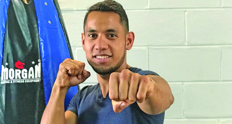 Winston Hill Eyes Gold In Apia, Tokyo