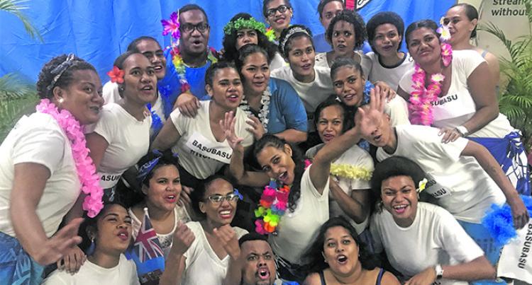 7s Fever Grips Fijian Fans