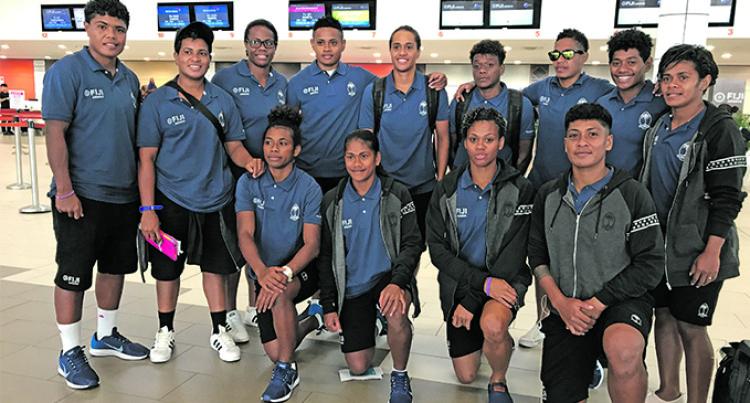 Fijiana 7s Maintain Top 8 Target