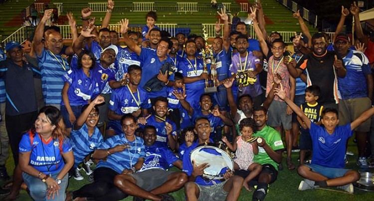 Lautoka TIV End Six-Year Drought