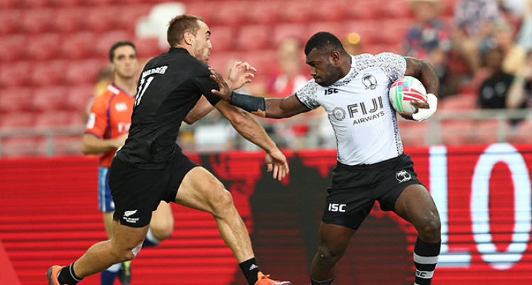 Fiji Airways Fijian 7s Team Upset New Zealand To Progress