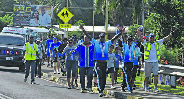 Prime Minister, Outrigger Take Lead In Charity Event