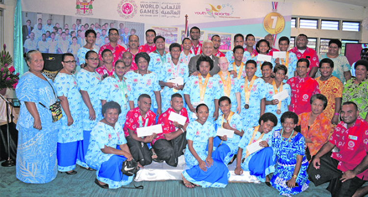 PM To Special Olympics Team: You've made Country Proud