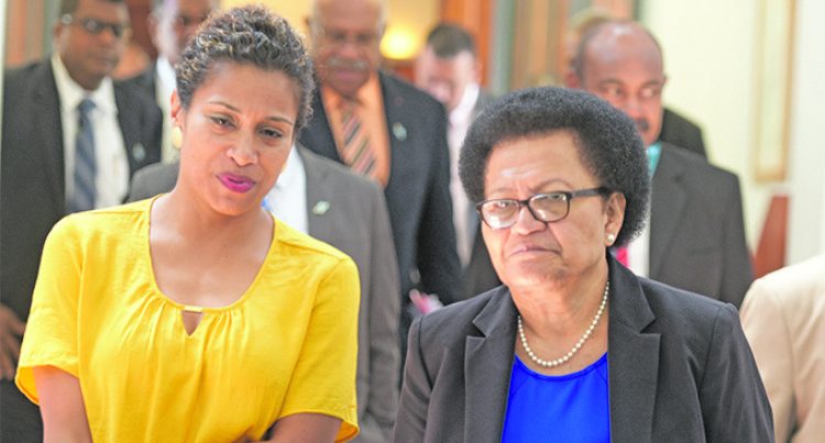 Speaker Rejects Land Ownership Petition