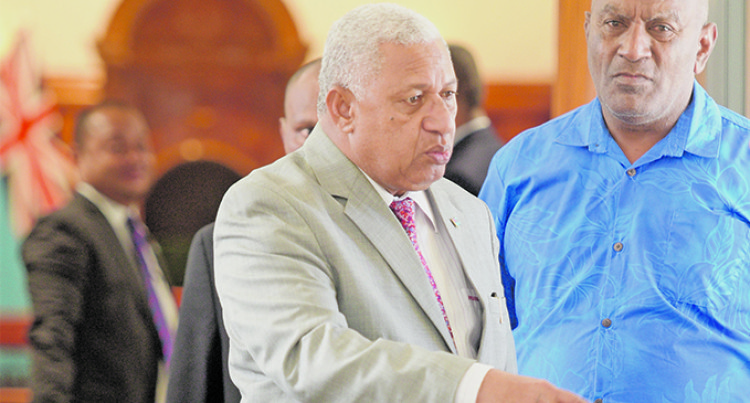 Bainimarama: Big Strides Made In iTaukei Culture As Never Seen Before