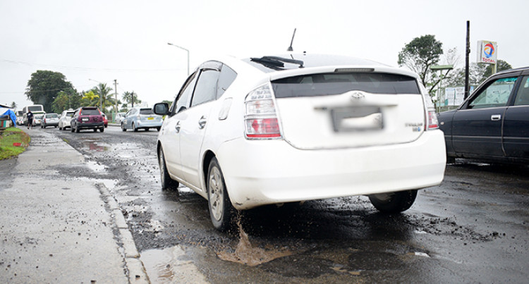 Be Careful Avoiding Potholes, FRA To Motorists