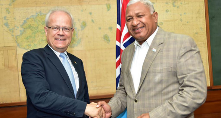 German Diplomat Praises Fiji's Role In Cop23