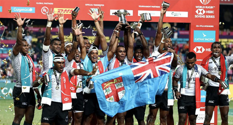 Hong Kong 7s: Fiji Sets Record, 5 In A Row