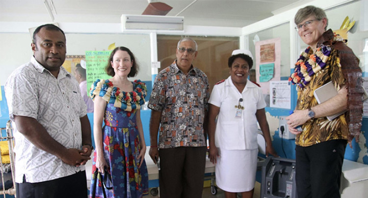 Life-Saving Oxygen Upgrade For Savusavu Hospital