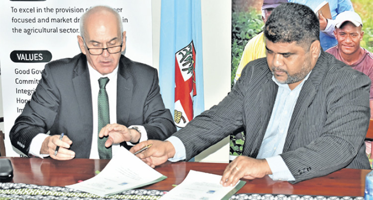 Strengthening Access To Financing For Agro-SMEs