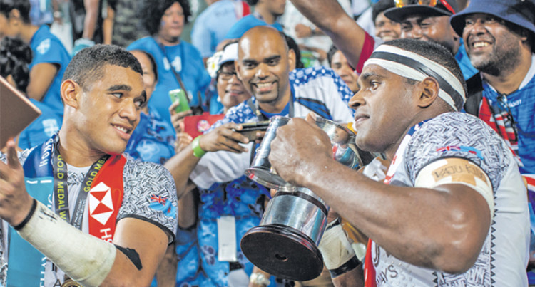 Fiji Airways Fijian 7s Forward Meli Derenalagi Urged On Cutting Mistakes