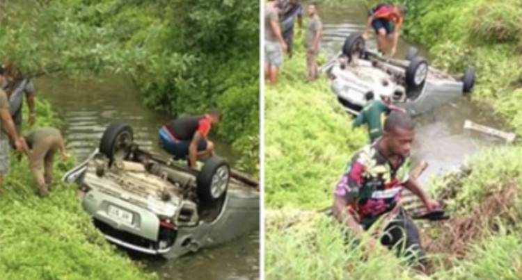 Woman Dead After Losing Control Of Vehicle Near Yarawa, Serua